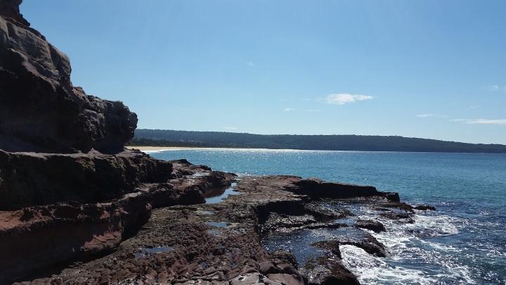 Aslings Beach at Eden