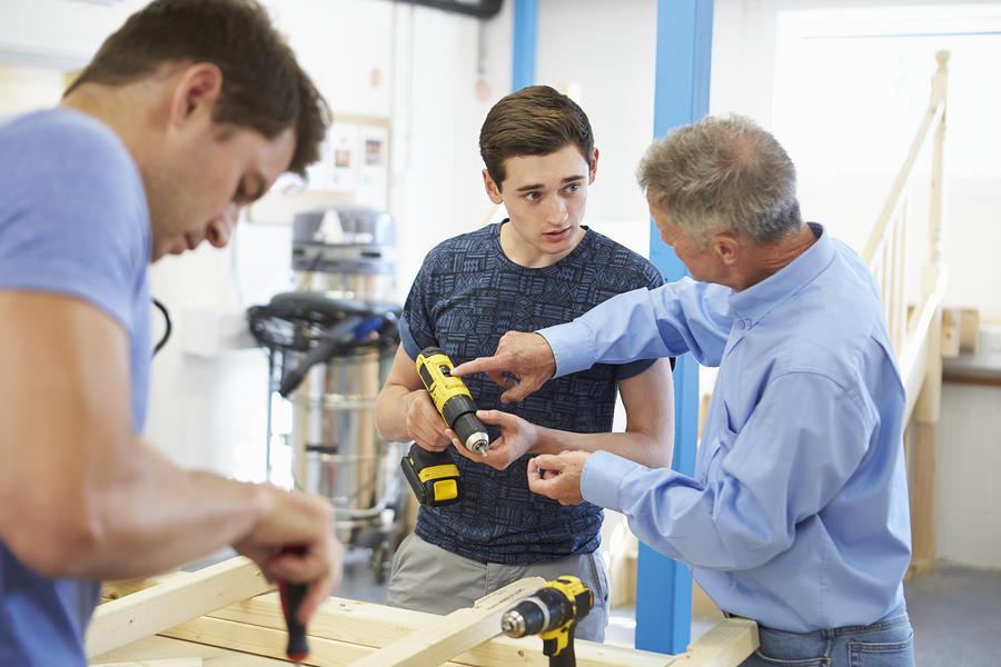 What Should You Expect From A Carpentry Apprenticeship