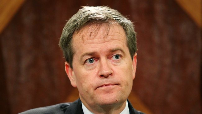 Shorten opposes union governance legislation